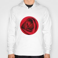card Hoodies featuring GREETING CARD by mark ashkenazi