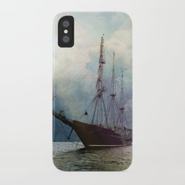 Fernweh for distant lands [expedition to Galapagos] iPhone Case
