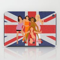 spice iPad Cases featuring Spice Girls by Greg21