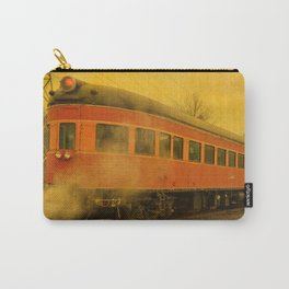 CHRISTMAS STEAM TRAIN Carry-All Pouch