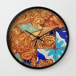 Midnight Ride Wall Clock