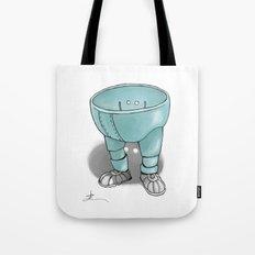Plastic Pants Tote Bag