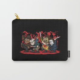 Where the Slashers Are (Full Color) Carry-All Pouch