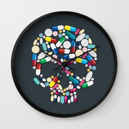 Feel Better Wall Clock