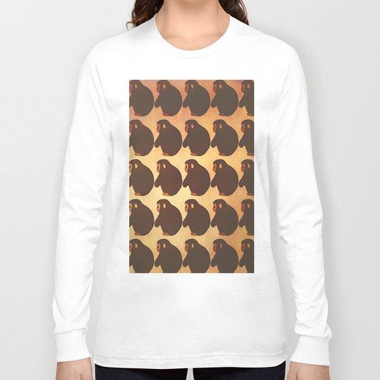 monkey-244 Long Sleeve T-shirt
