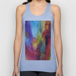 Colorful Sight Unisex Tank Top