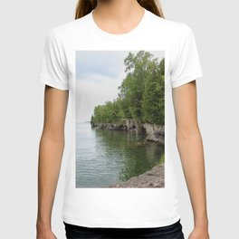 Cave Point County Park T-shirt