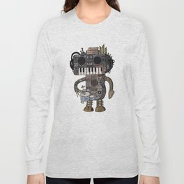 Musicbot Long Sleeve T-shirt