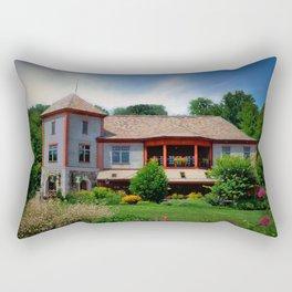 Biltmore Winery at Antler Hill Village Rectangular Pillow
