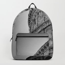 Coliseum Rome. Italy 72 Backpack