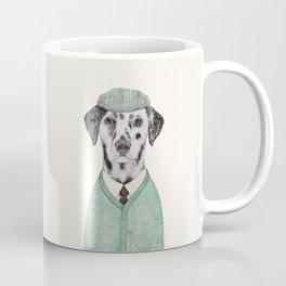 Dalmatian Mint Coffee Mug