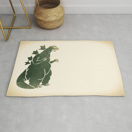 Godzilla - King of the Monsters Rug