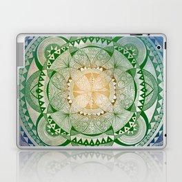 Metta Mandala, Loving Kindness Meditation Laptop & iPad Skin