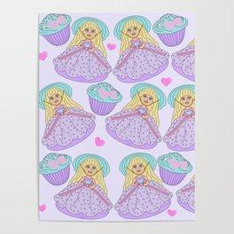Cupcake Dolls Poster