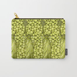 Statue of Liberty with Tennis Balls Carry-All Pouch
