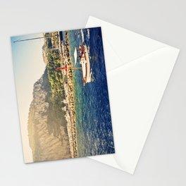 Capri in Sunlight  Stationery Cards