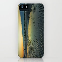 Ripples in Time iPhone Case
