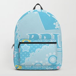 """For the little Prince . From the series """"Gifts for kids"""" . Backpack"""