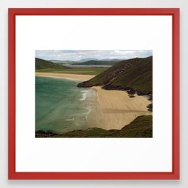 Rossan Bay Framed Art Print