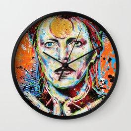 davidbowie Wall Clock