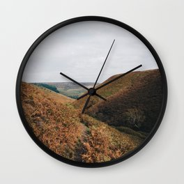 Into the Peak Wall Clock