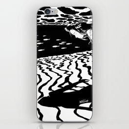 Borderline syndrome iPhone Skin
