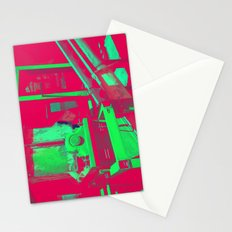 Factory Red Stationery Cards