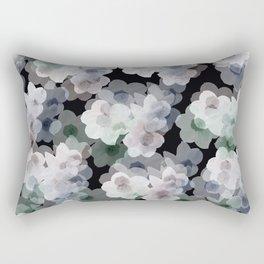 Narcissus pattern Rectangular Pillow