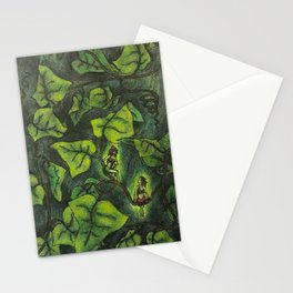 Fairies in Ivy Stationery Cards
