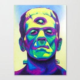 3rd Eye Frank  Canvas Print