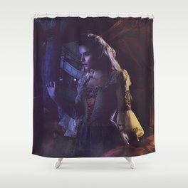 Lady harmonia Shower Curtain