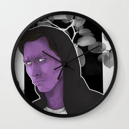 INX Wall Clock
