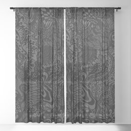 whats up Sheer Curtain