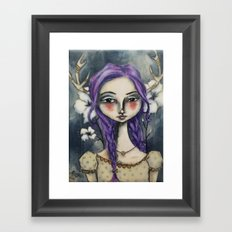Enid Framed Art Print