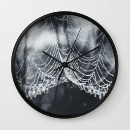 the weight of water Wall Clock