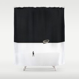 Ashore Shower Curtain