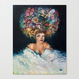 Superfluid Canvas Print
