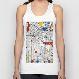 Los Angeles Unisex Tank Top