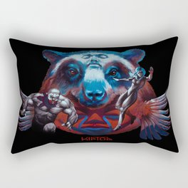 Spectacled Bear Rectangular Pillow