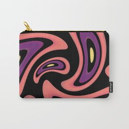 Bright abstraction. Carry-All Pouch