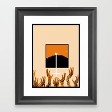 Rosemary's Baby Framed Art Print