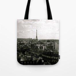 Paris Skyline  Tote Bag