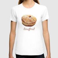 doughnut T-shirts featuring Doughnut by lumvina