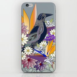 The rare graphic magie iPhone & iPod Skin