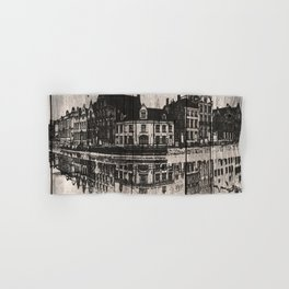 In Bruges, Belgium Hand & Bath Towel