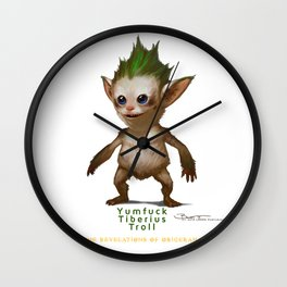 YT Troll - Revelations of Oriceran (C) Wall Clock