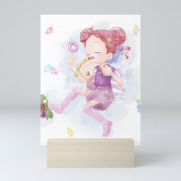 Sweet Dreams Mini Art Print