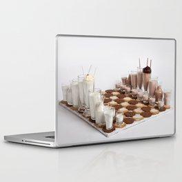 Cookies and Milk Chess Set Laptop & iPad Skin