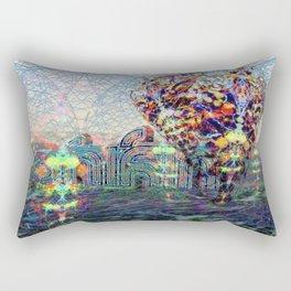 wasteland Rectangular Pillow