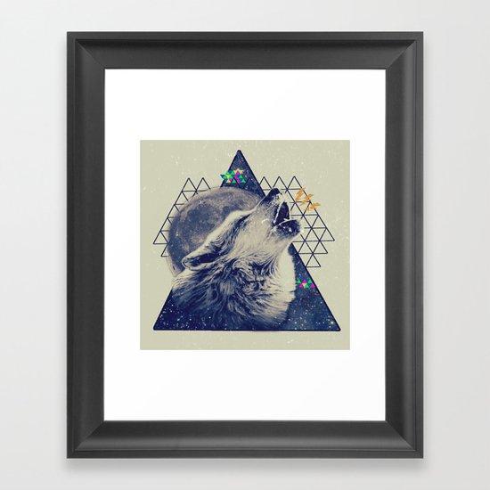 XXI Framed Art Print